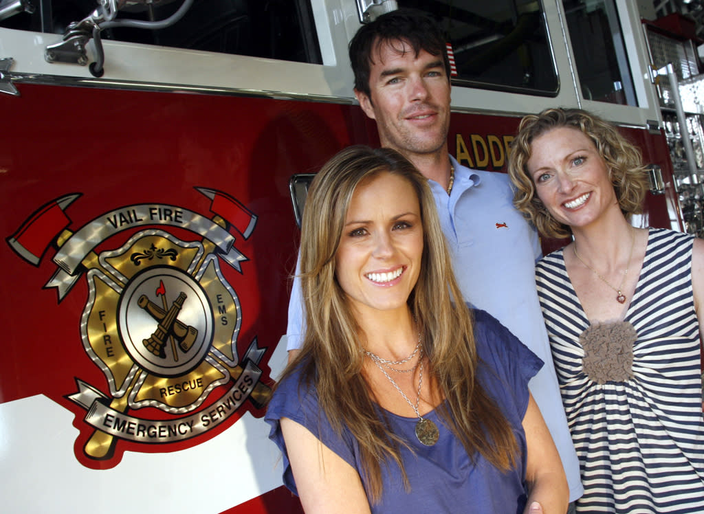 "Ryan Sutter, Fireman/Triathlete/Pro Football Player<br><br>  Who doesn't love a hot fireman? Trista Rehn immediately recognized Ryan Sutter's potential, choosing the fireman-poetry enthusiast in the ""<a href=""http://tv.yahoo.com/bachelorette/show/34988/"">Bachelorette</a>"" Season 1 finale. Now, the Sutters live in Colorado, where Ryan is still a fireman -- a lieutenant of the Vail Fire Department -- and an accomplished triathlete. Before going on ""The Bachelorette,"" Ryan played football with the Baltimore Ravens, Carolina Panthers, and Seattle Seahawks. It turns out both Sutters are major league sports fans -- before appearing on ""<a href=""http://tv.yahoo.com/bachelor/show/3018"">The Bachelor</a>"" Season 1, Trista was a dancer for the Miami Heat. These two were destined to be together, reality TV or not."