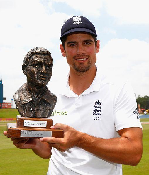 South Africa v England - Fourth Test: Day Five