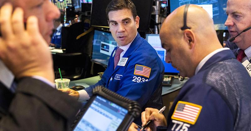 Wall Street eyed sharply lower amid China fears, Fed minutes eyed