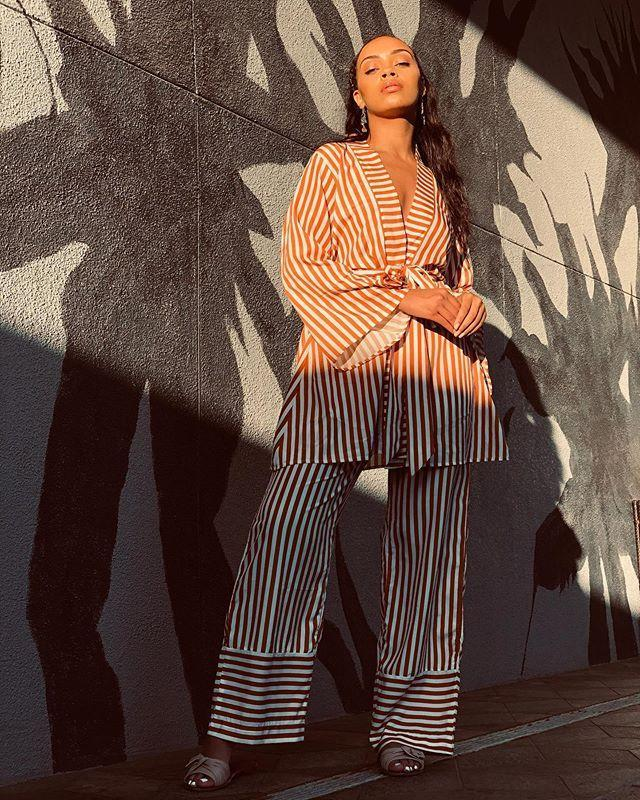 """<p>Diarra Blu, founded by Diarra Bousso, celebrates Africa's rich colors and textures in modern designs. Fan favorites include the brand's Convertible line, which features a dress and a jumpsuit with a flexible top that morphs into a multitude styles. </p><p><strong>If you buy one thing:</strong> Sustainable Mailys Convertible Dress, $225</p><p><a class=""""link rapid-noclick-resp"""" href=""""https://diarrablu.com/collections/all/products/sustainable-mailys-blanc-convertible-dress"""" rel=""""nofollow noopener"""" target=""""_blank"""" data-ylk=""""slk:SHOP NOW"""">SHOP NOW</a></p><p><a href=""""https://www.instagram.com/p/CAASIpflD87/"""" rel=""""nofollow noopener"""" target=""""_blank"""" data-ylk=""""slk:See the original post on Instagram"""" class=""""link rapid-noclick-resp"""">See the original post on Instagram</a></p>"""
