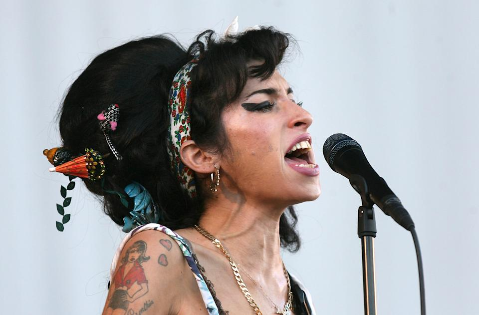 Amy Winehouse left an indelible mark on the music industry during her short but hugely successful career (Niall Carson/PA) (PA Archive)