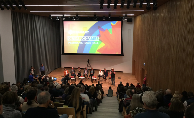 Not sure which way to vote in the Olympic plebiscite? Watch CBC Calgary's town hall