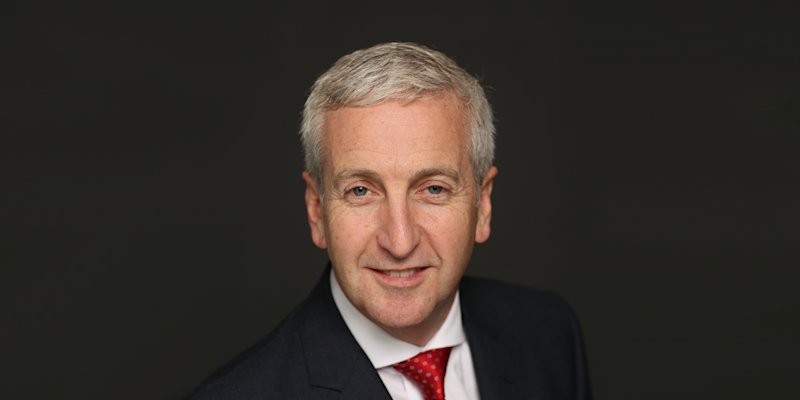 37) Joe Duffy, head of global client management EMEA, BNY Mellon. Photo: BNY Mellon
