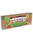 """<p><strong>Stretch Island</strong></p><p>amazon.com</p><p><strong>$11.97</strong></p><p><a href=""""https://www.amazon.com/dp/B001CTO0YA?tag=syn-yahoo-20&ascsubtag=%5Bartid%7C1782.g.4497%5Bsrc%7Cyahoo-us"""" rel=""""nofollow noopener"""" target=""""_blank"""" data-ylk=""""slk:BUY NOW"""" class=""""link rapid-noclick-resp"""">BUY NOW</a></p><p>Think fruit roll ups, but with <em>all </em>the flavor of actual fruit. </p>"""