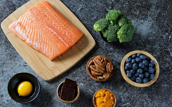 The foods to eat for better brain health - Cathy Scola/Getty