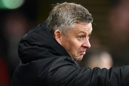 """Unhappy - Manchester United manager Ole Gunnar Solskjaer disliked his side's """"slow"""" tempo in a 2-0 defeat by Watford"""