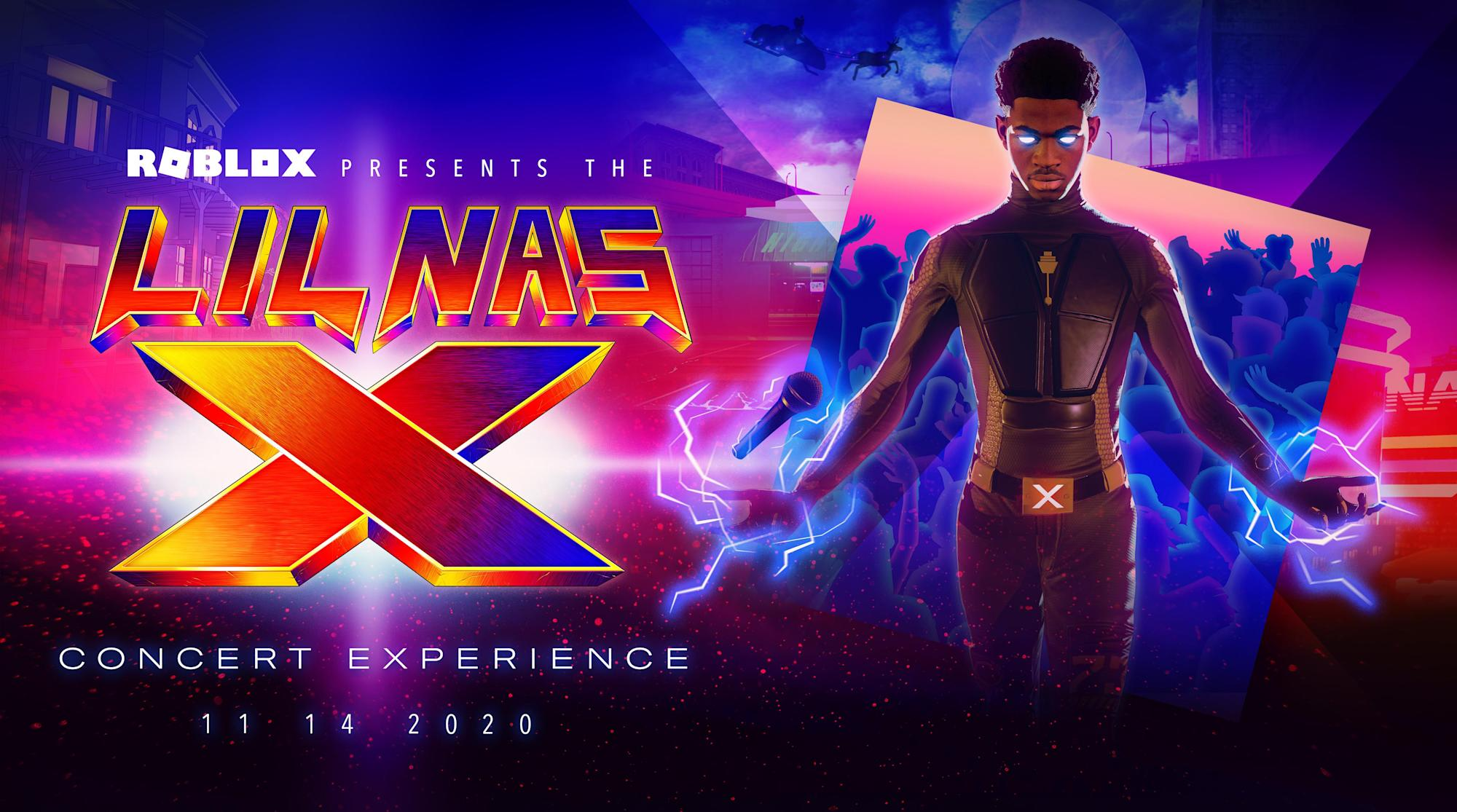 Roblox To Host Its First Virtual Concert Featuring Lil Nas X We just found it on this blog , and they updating it everyday. virtual concert featuring lil nas x