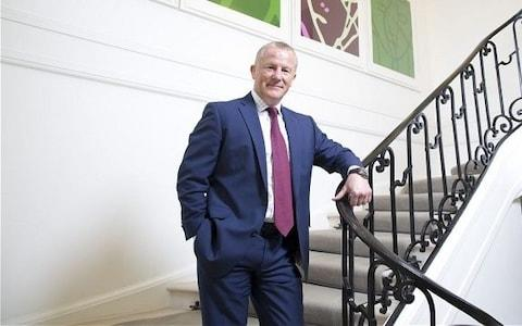 <span>Questor has lost faith in Neil Woodford and believes that his attempt to build a successful stock-picking business centred on his own abilities has failed</span> <span>Credit: Media Mogul </span>