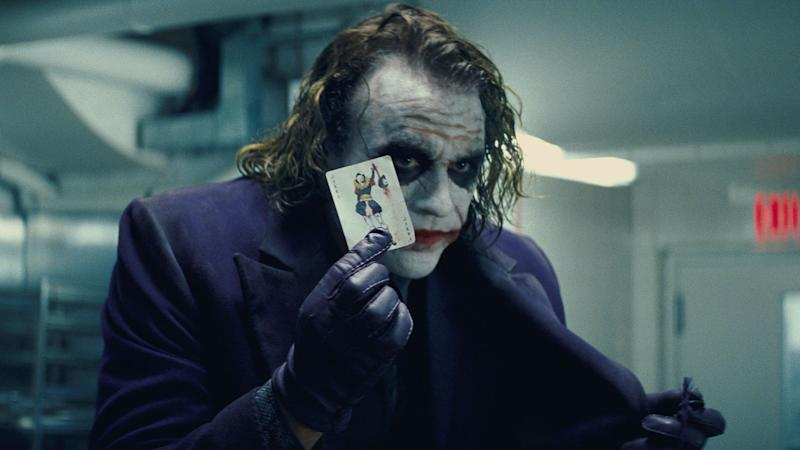 How Heath Ledger S Joker Cards Can Be Yours