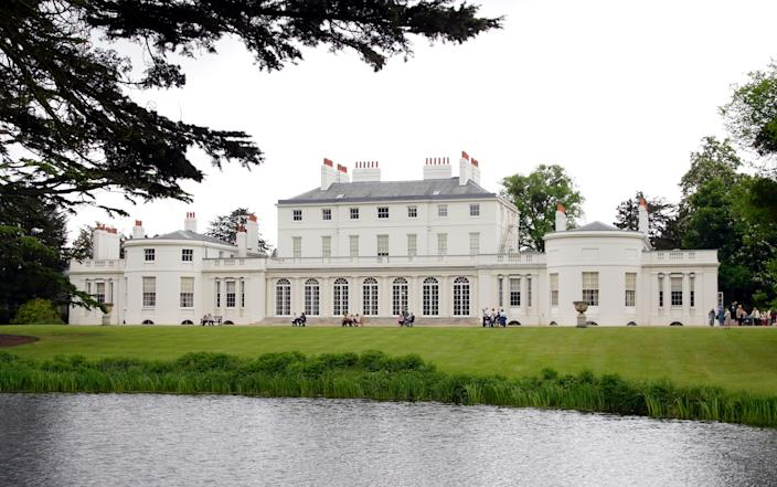 A general view of Frogmore House in Home Park, Windsor Castle. [Photo: Getty Images]