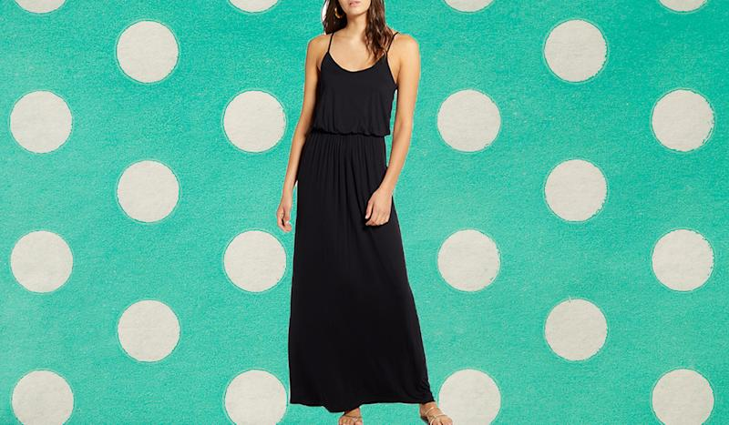 You'll spend all summer in this relaxed dress. (Photo: Nordstrom)