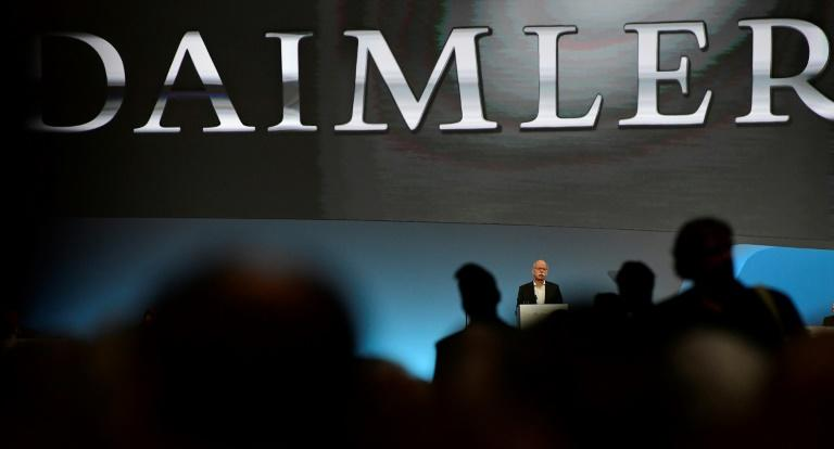 Daimler became the world's largest luxury carmaker by unit sales in 2016