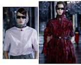 <p>A nod to screen starlets of the '50s and '60s like Audrey Hepburn, Dorothy Dandridge, and Grace Kelly—Old Hollywood glamour by way of a well-tied headscarf and black sunglasses lend an elevated finishing touch.</p><p><em>Pictured: Christian Dior</em></p>