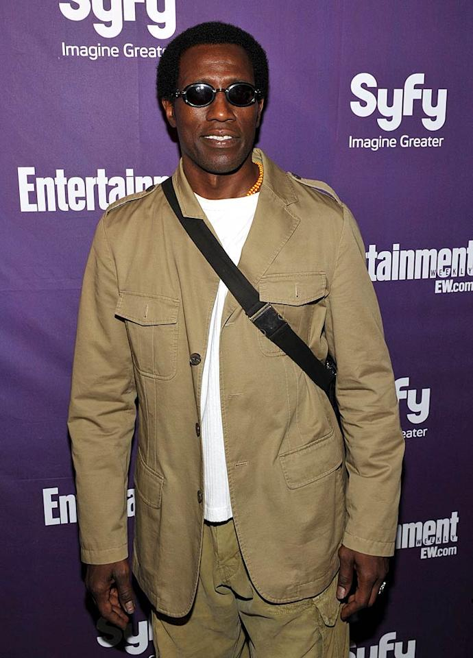 "July 31: Wesley Snipes turns 49. John Shearer/<a href=""http://www.gettyimages.com/"" target=""new"">GettyImages.com</a> - July 24, 2010"