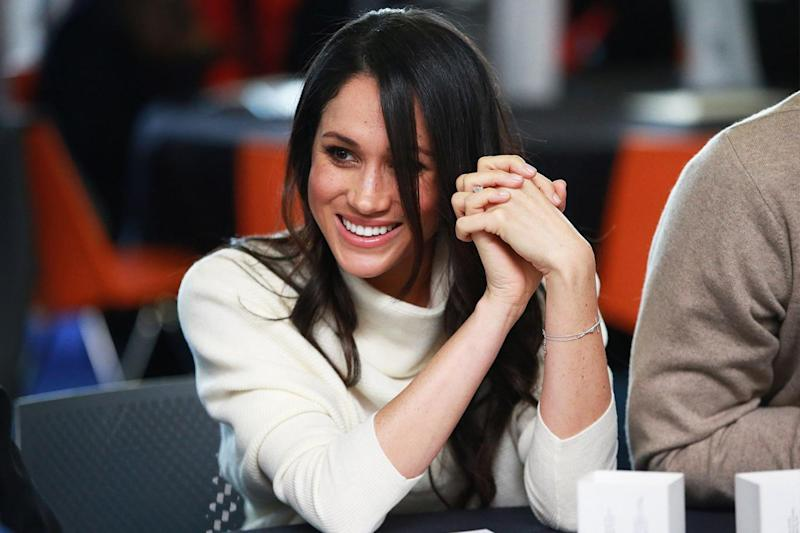 Meghan Markle's high street jumper sells out (Getty Images)