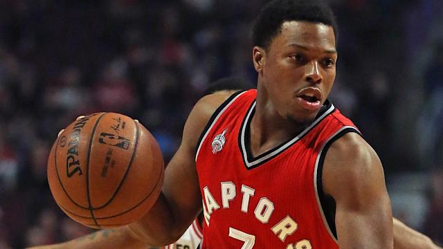 Kyle Lowry is off the free-agent market, having decided to re-sign with the Raptors under a new three-year, $100 million deal.