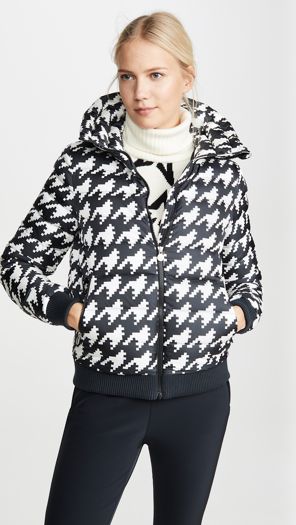 "<h2>Printed Puffers<br></h2><br>""Despite moving into the colder weather, we're still going outside to run errands and taking walks. Even when you're all bundled up, you want to show personality, and a great way of doing this is showing off a fun puffer coat. For us at Shopbop, the more novel the better this season, whether that's a fun color, an interesting print, or a unique material like faux leather. "" <br><br>- Stephanie Nelson Roberson, General Merchandise Manager at Shopbop <br><br><strong>Perfect Moment</strong> Queenie Jacket, $, available at <a href=""https://go.skimresources.com/?id=30283X879131&url=https%3A%2F%2Fwww.shopbop.com%2Fqueenie-jacket-perfect-moment%2Fvp%2Fv%3D1%2F1598915602.htm%3FfolderID%3D13425%26fm%3Dother-shopbysize-viewall%26os%3Dfalse%26colorId%3D81929%26searchClick%3Dtrue%26searchResultClicked%26ref_%3DSB_PLP_NB_25%26breadcrumb%3DClothing%253EJackets%2520%26%2520Coats%253EDown%2520%26%2520Puffer"" rel=""nofollow noopener"" target=""_blank"" data-ylk=""slk:Shopbop"" class=""link rapid-noclick-resp"">Shopbop</a>"