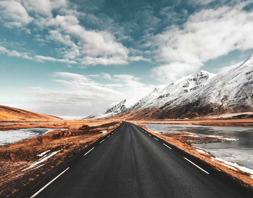 Iceland suits a driving holiday - getty