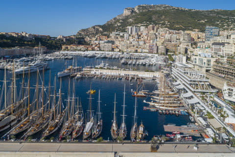 14th Monaco Classic Week: Stars and Stripes forever!