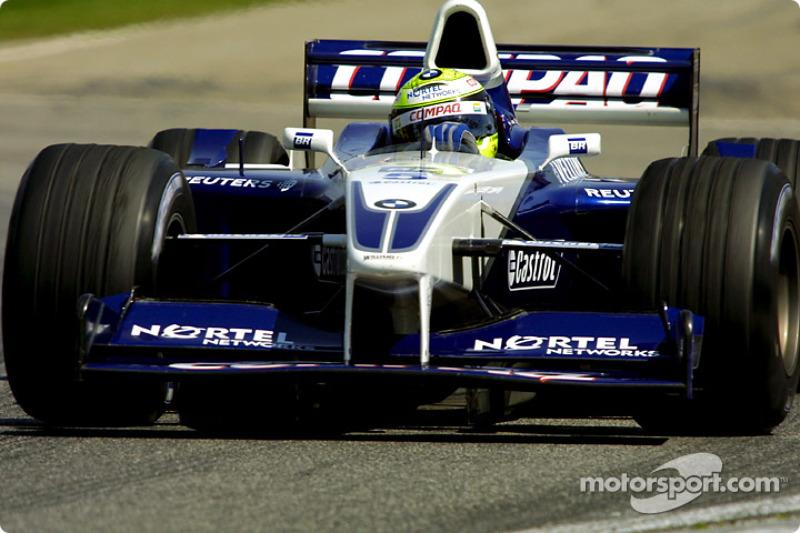 "Ralf Schumacher<span class=""copyright"">Brousseau Photo</span>"