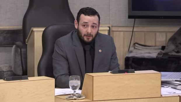 MLA for Iqaluit-Manirajak, Adam Arreak Lightstone, said too often the government makes policies that are out of touch with community needs.