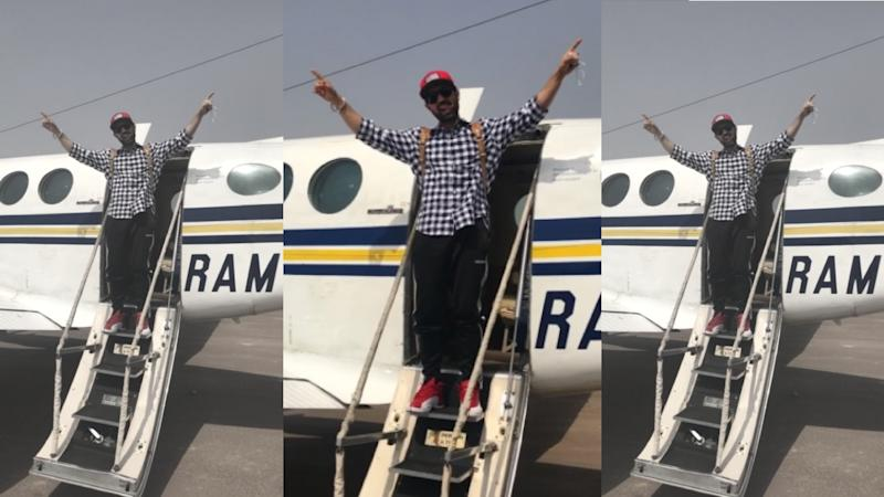 Diljit Dosanjh Soars 'Higher' in a Private Jet of His Own