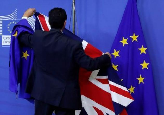 Top UK ministers: Brexit transition cannot be back door to staying in EU