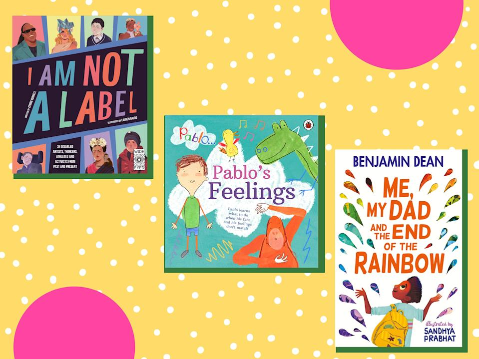 <p>Fill your child's bookshelf with literature that celebrates the whole spectrum of life</p> (The Independent/iStock)