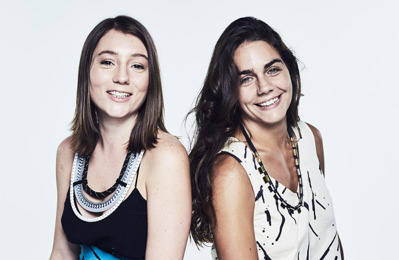 Founder Stephanie Dickson and Paula Miquelis. (PHOTO: Green is the New Black)