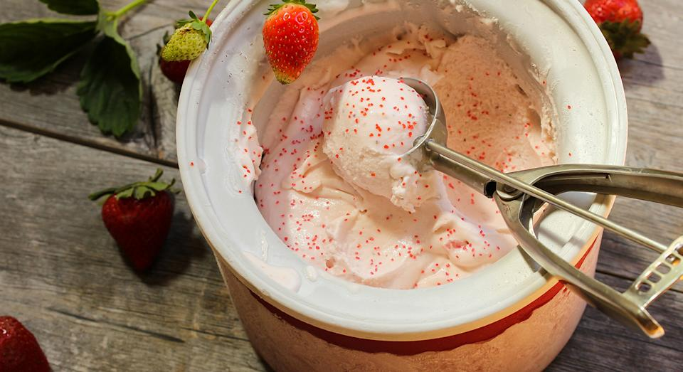 This ice cream maker provides the ideal snack for under £40. (Getty Images)
