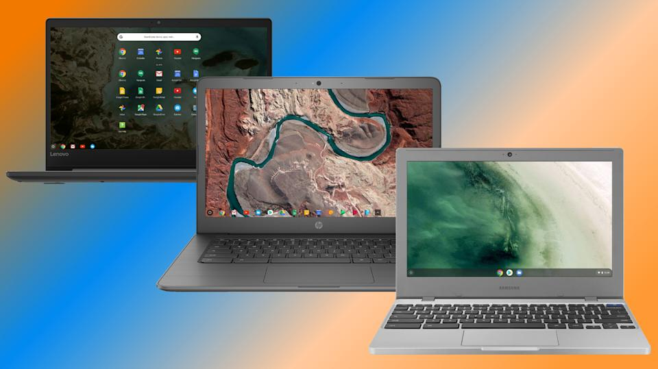 The best Chromebooks under $200 are here!...but maybe not for long. (Photo: Walmart)