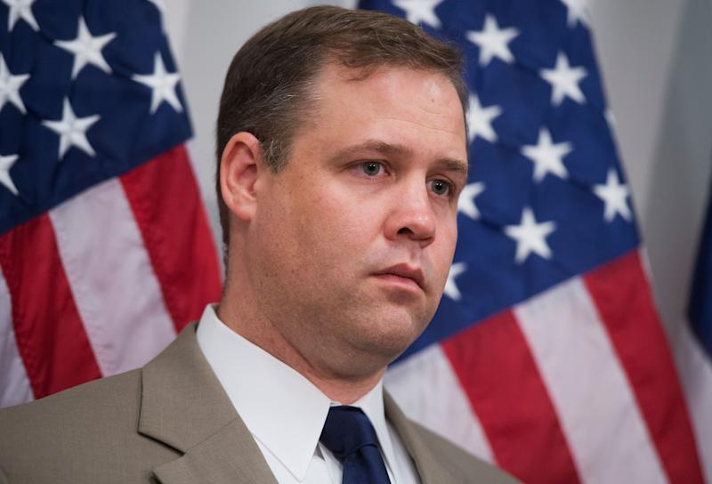 Rep. Jim Bridenstine has been chosen to lead NASA despite his past scorn for climate science.