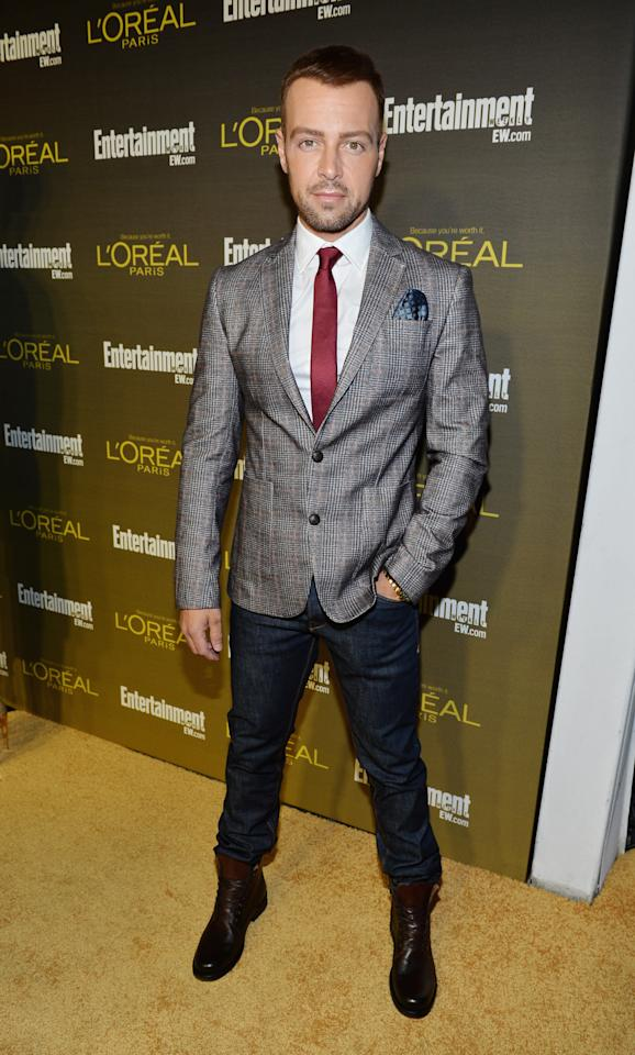 WEST HOLLYWOOD, CA - SEPTEMBER 21:  Actor Joey Lawrence attends The 2012 Entertainment Weekly Pre-Emmy Party Presented By L'Oreal Paris at Fig & Olive Melrose Place on September 21, 2012 in West Hollywood, California.  (Photo by Alberto E. Rodriguez/Getty Images for Entertainment Weekly)