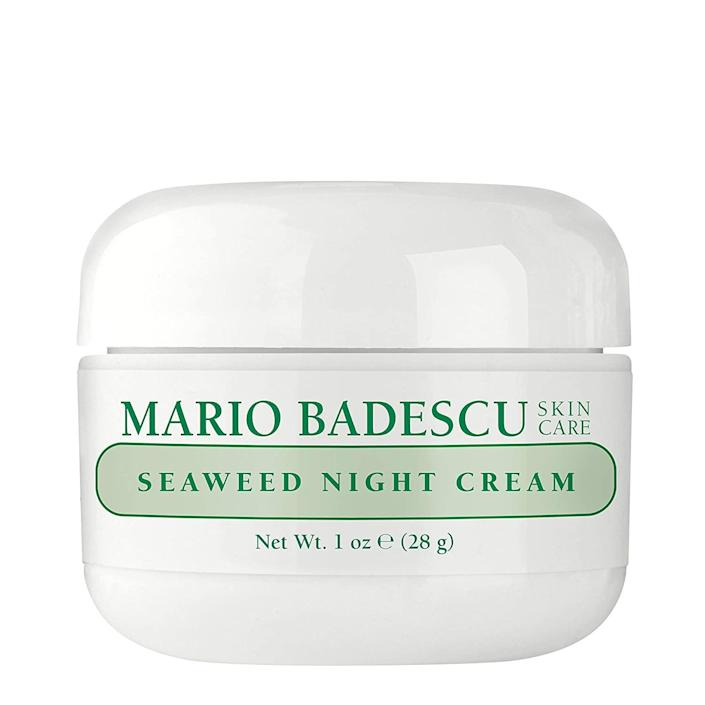 Mario Bedescu Seaweed Night Cream, gifts for her
