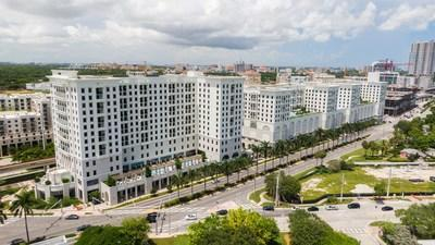 Life Time opens a first of its kind developed in Coral Gables, Florida on August 10, 2021, centered around the company's iconic sports complex with upscale coworking and luxury residences.  The 1.2 million square foot, over $ 550 million project was developed with Nolan Reynolds International and 54 Madison Partners.