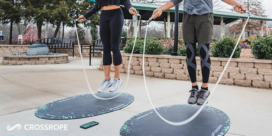 """<h2>Crossrope Gift Card</h2><br>A Crossrope gift card can be sent via email, instant message, or hand-delivered — granting sweat-fans the gift of a high-tech jump rope recrafted for at-home workouts. <br><br><em>Shop <strong><a href=""""https://fave.co/3mD3Zlp"""" rel=""""nofollow noopener"""" target=""""_blank"""" data-ylk=""""slk:Crossrope"""" class=""""link rapid-noclick-resp"""">Crossrope</a></strong></em> <br><br><strong>Crossrope</strong> Crossrope Gift Card, $, available at <a href=""""https://go.skimresources.com/?id=30283X879131&url=https%3A%2F%2Ffave.co%2F3mD3Zlp"""" rel=""""nofollow noopener"""" target=""""_blank"""" data-ylk=""""slk:Crossrope"""" class=""""link rapid-noclick-resp"""">Crossrope</a>"""