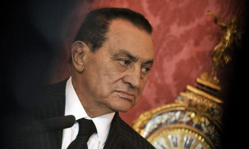 Mubarak's fate haunts Egypt's leaders, and gives hope to its people
