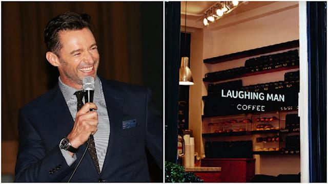 "<p>Actor Hugh Jackman opened <a href=""http://laughingmanfoundation.org/laughing-man-coffee.html#topofpage"" rel=""nofollow noopener"" target=""_blank"" data-ylk=""slk:Laughing Man Coffee"" class=""link rapid-noclick-resp"">Laughing Man Coffee</a> in New York City after meeting a young coffee farmer in Ethiopia. All proceeds from cafe sales are donated to his Laughing Man Foundation, which focuses on community building and entrepreneurship. <br>(Canadian Press/Laughing Man) </p>"