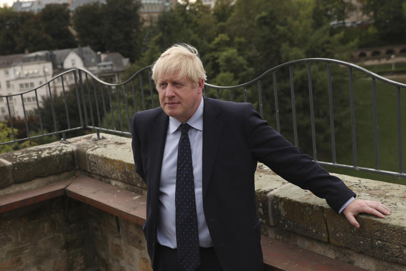 "Prime minister Boris Johnson has been accused in the Supreme Court of ""abusing his power"""