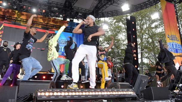 PHOTO: Chance the Rapper appears on 'GMA' Aug. 16, 2019. (ABC)