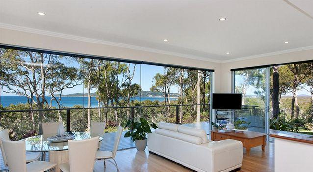 The house overlooks the ocean. Source: Dowling Neylan Real Estate