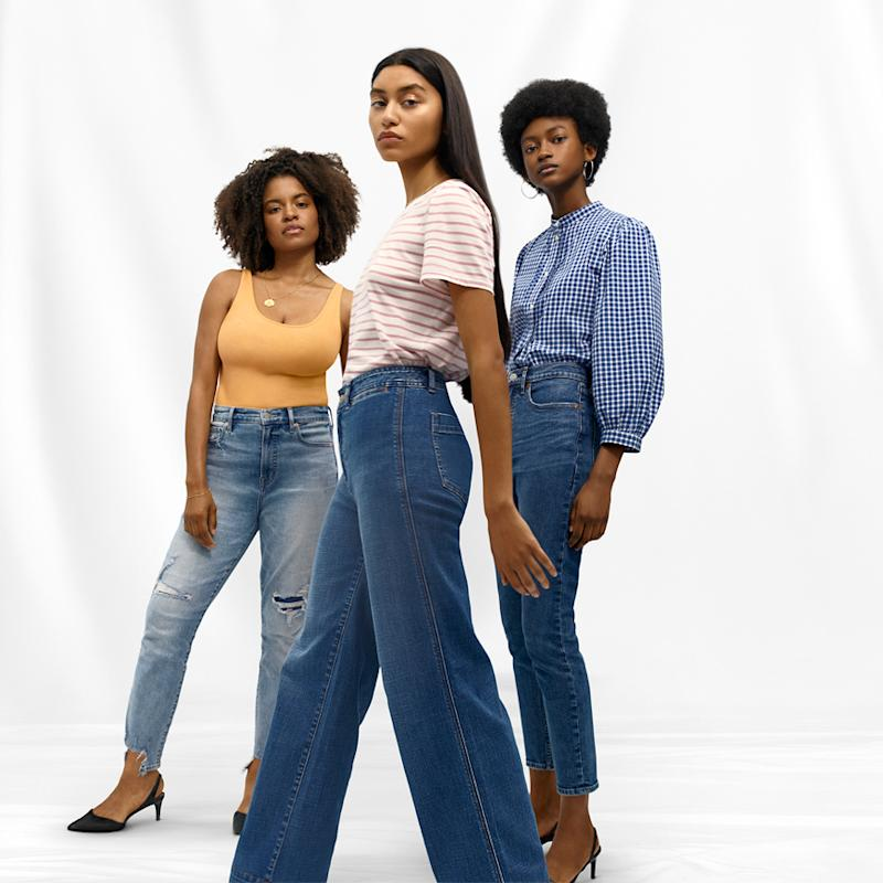"""Gap Fall 2019 """"It's Our Denim Now"""""""