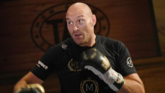 Otto Wallin knows he will be an underdog against Tyson Fury, but says the Brit will be in for a rude awakening at the T-Mobile Arena.