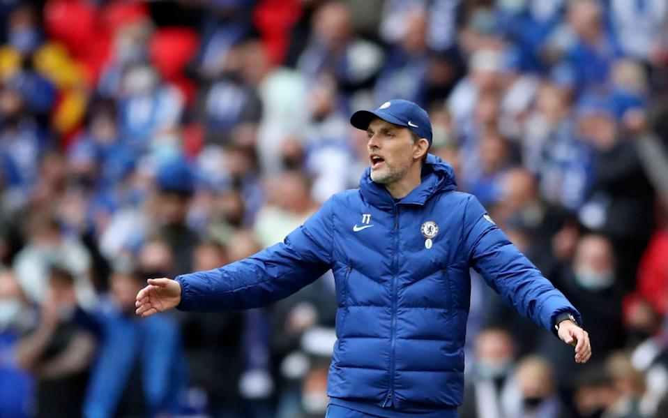 Thomas Tuchel's indifference to Tammy Abraham proves costly as Chelsea forwards misfire - SHUTTERSHOCK