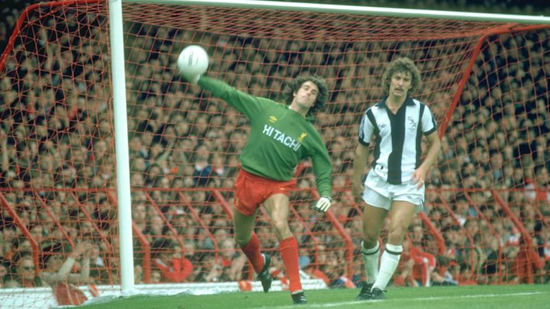 HD Ray Clemence Liverpool