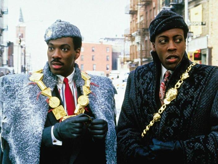 Coming To America Paramount