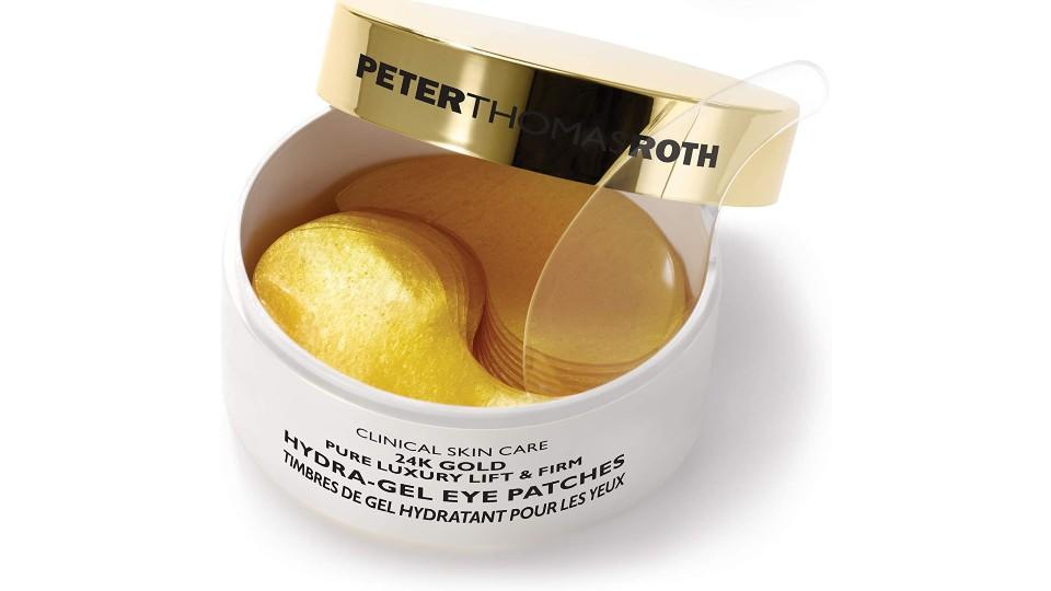 Peter Thomas Roth 24k Gold Pure Luxury Lift and Firm Hydra-gel Eye Patches - Sephora, $100