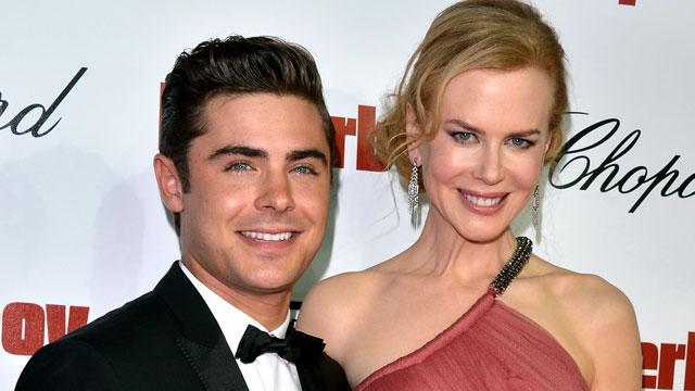 Nicole Kidman Urinates On Zac Efron In 'The Paperboy'