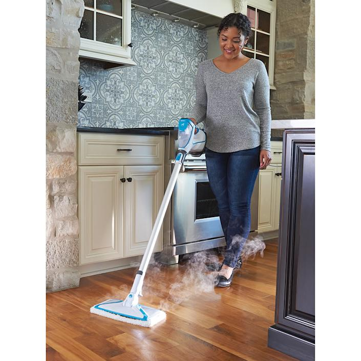 The Surface Sanitizing Steam Mop
