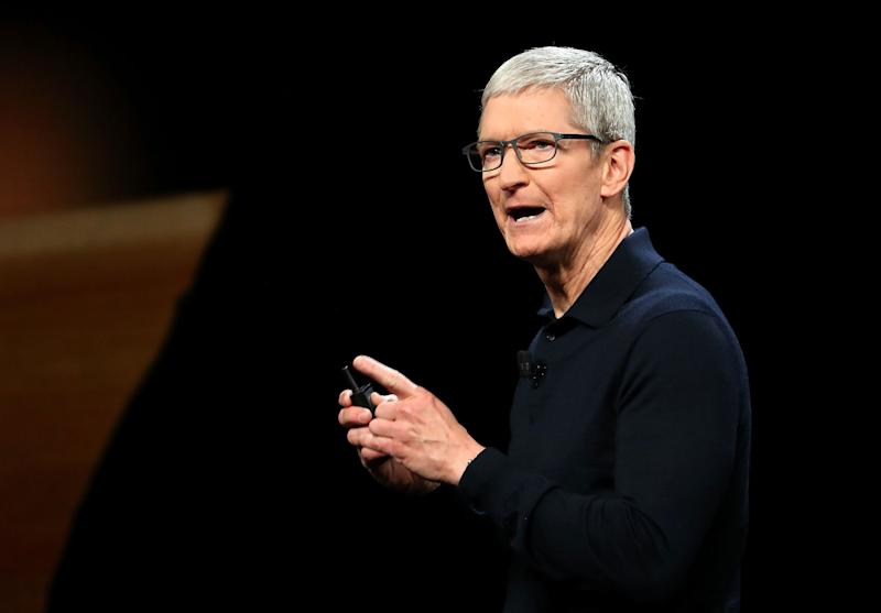 Tim Cook's message to hatemongers: 'You have no place on our platforms'